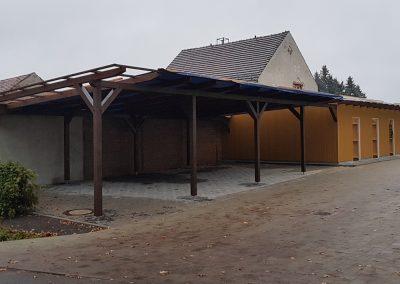 Holzschutzlasuren nachher