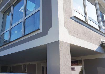 Gestaltung Außenfassade